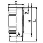 Tuleja cylindrowa KOLBENSCHMIDT 89923110