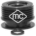 Sprzęgło jednokierunkowe alternatora METALCAUCHO 05953