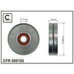 Rolka napinacza paska klinowego wielorowkowego CAFFARO 500182