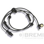Czujnik prędkości obrotowej koła (ABS lub ESP) BREMI 50221