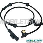Czujnik prędkości obrotowej koła (ABS lub ESP) MOBILETRON AB-EU094