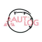 Wąż, paliwo przeciekowe AUTLOG KL3099