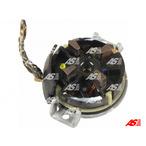 Mocowanie, szczotki węglowe AS-PL SBH3018(VALEO)