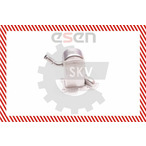 Chłodnica recyrkulacji spalin ESEN SKV 14SKV114