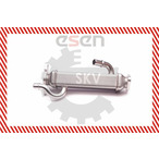 Chłodnica recyrkulacji spalin ESEN SKV 14SKV120