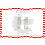 Okładzina szyny napinającej, łańcuch rozrządu ESEN SKV 21SKV004