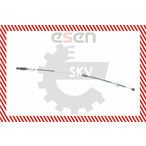 Naciąg linki, ręczna skrzynia biegów ESEN SKV 27SKV032