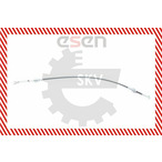 Naciąg linki, ręczna skrzynia biegów ESEN SKV 27SKV047