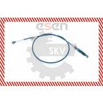 Naciąg linki, ręczna skrzynia biegów ESEN SKV 27SKV076