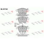 Klocki hamulcowe - komplet FTE BL1871A2