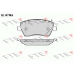Klocki hamulcowe - komplet FTE BL1876B3