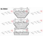 Klocki hamulcowe - komplet FTE BL1880A2