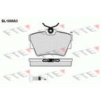 Klocki hamulcowe - komplet FTE BL1890A3