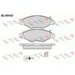 Klocki hamulcowe - komplet FTE BL1891A3
