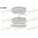 Klocki hamulcowe - komplet FTE BL1894B4