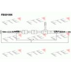 Linka hamulca postojowego FTE FBS01006
