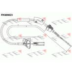 Linka sterowania sprzęgłem FTE FKS09023