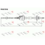Linka sterowania sprzęgłem FTE FKS17018