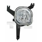 Reflektor przeciwmgłowy - halogen TYC 19-0231001
