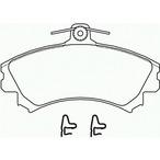 Klocki hamulcowe - komplet BREMBO P 50 055