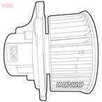 Wentylator wnętrza - dmuchawa DENSO DEA43003