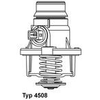 Termostat układu chłodzenia WAHLER 4508.101D