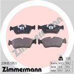 Klocki hamulcowe - komplet ZIMMERMANN 23935.175.1