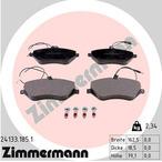 Klocki hamulcowe - komplet ZIMMERMANN 24133.185.1