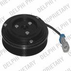 Sprzęgło elektromagnetyczne klimatyzacji DELPHI 0165005/0