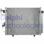 Chłodnica klimatyzacji - skraplacz DELPHI CF20256