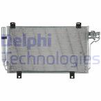 Chłodnica klimatyzacji - skraplacz DELPHI CF20283