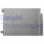 Chłodnica klimatyzacji - skraplacz DELPHI CF20292