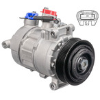 Kompresor klimatyzacji DELPHI CS20504