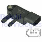Czujnik ciśnienia spalin DELPHI DPS00001