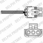 Sonda lambda DELPHI ES10996-12B1