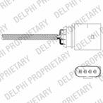 Sonda lambda DELPHI ES20340-12B1