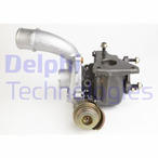 Turbosprężarka DELPHI HRX101