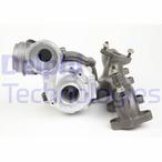 Turbosprężarka DELPHI HRX114