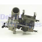Turbosprężarka DELPHI HRX336