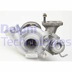 Turbosprężarka DELPHI HRX501