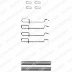 Zestaw akcesoriów klocków hamulcowych DELPHI LX0113