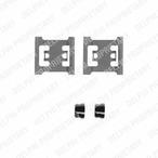 Zestaw akcesoriów klocków hamulcowych DELPHI LX0218