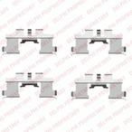 Zestaw akcesoriów klocków hamulcowych DELPHI LX0444