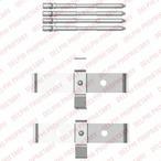 Zestaw akcesoriów klocków hamulcowych DELPHI LX0469