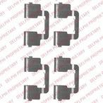 Zestaw akcesoriów klocków hamulcowych DELPHI LX0506