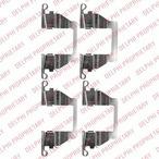 Zestaw akcesoriów klocków hamulcowych DELPHI LX0527