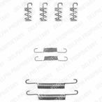 Zestaw montażowy szczęk hamulcowych hamulca postojowego DELPHI LY1324