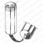 Osuszacz klimatyzacji DELPHI TSP0175055