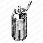 Osuszacz klimatyzacji DELPHI TSP0175082