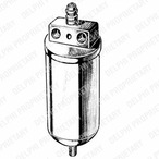 Osuszacz klimatyzacji DELPHI TSP0175083